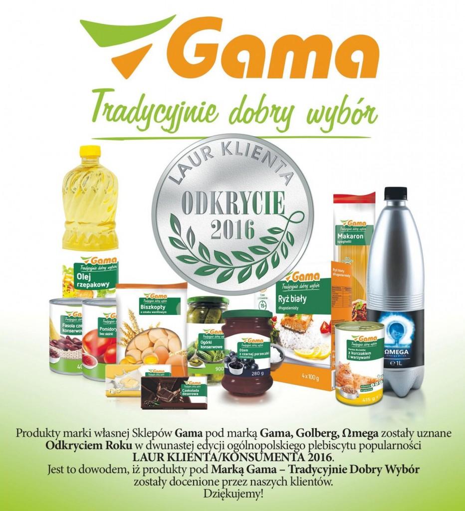 Gama Laur